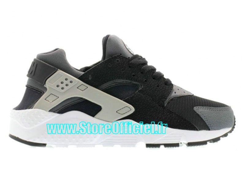 separation shoes 5a899 7c6e8 Nike Basket Huarache GS Pas Cher Chaussure Pour Femme Hyper Pink 318429-600G
