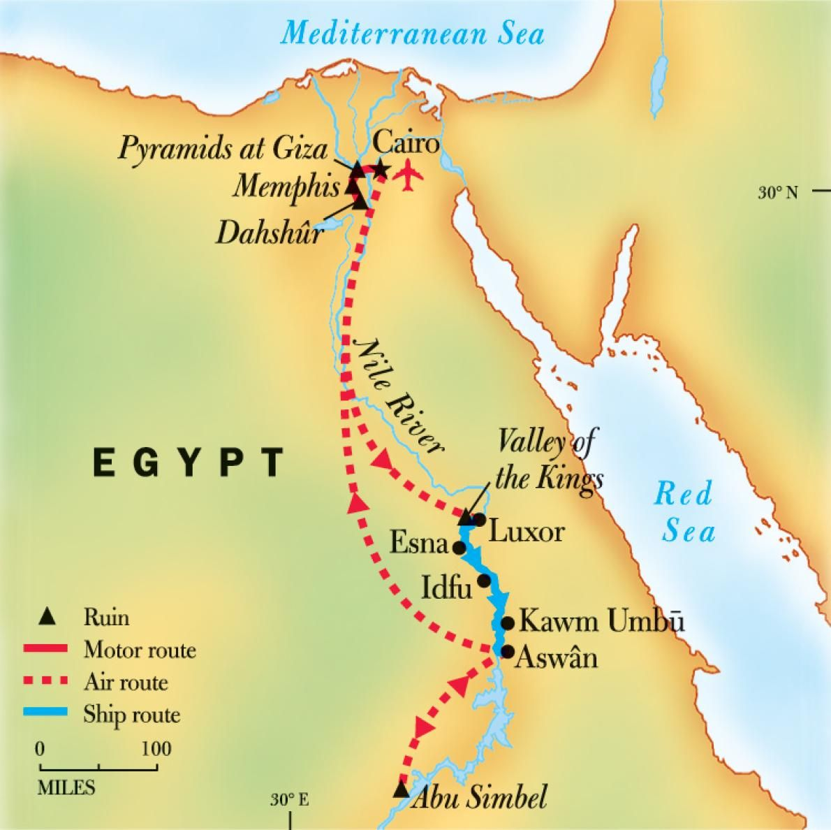 Egypt Tour Amp Vacation Packages