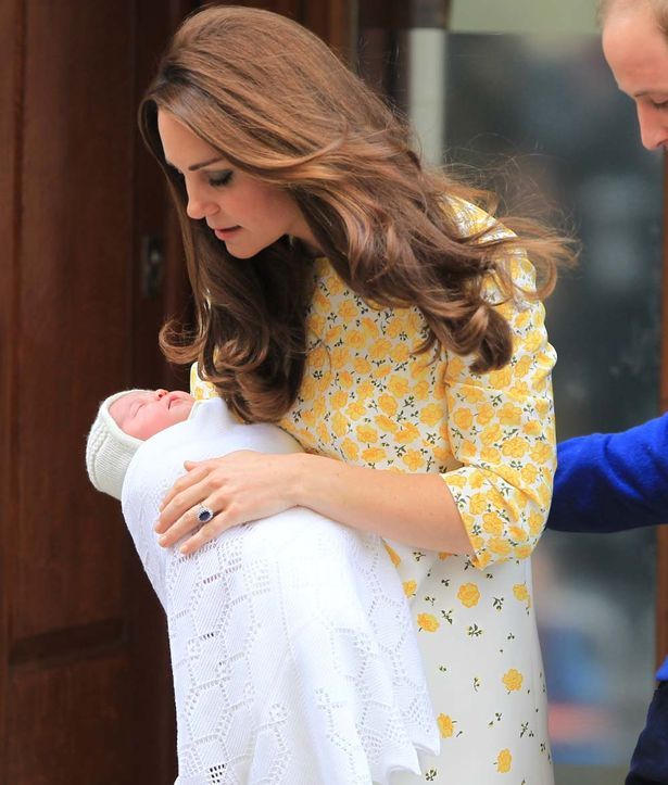 Russians Claim Royal Baby Birth Was A FAKE 'because Kate