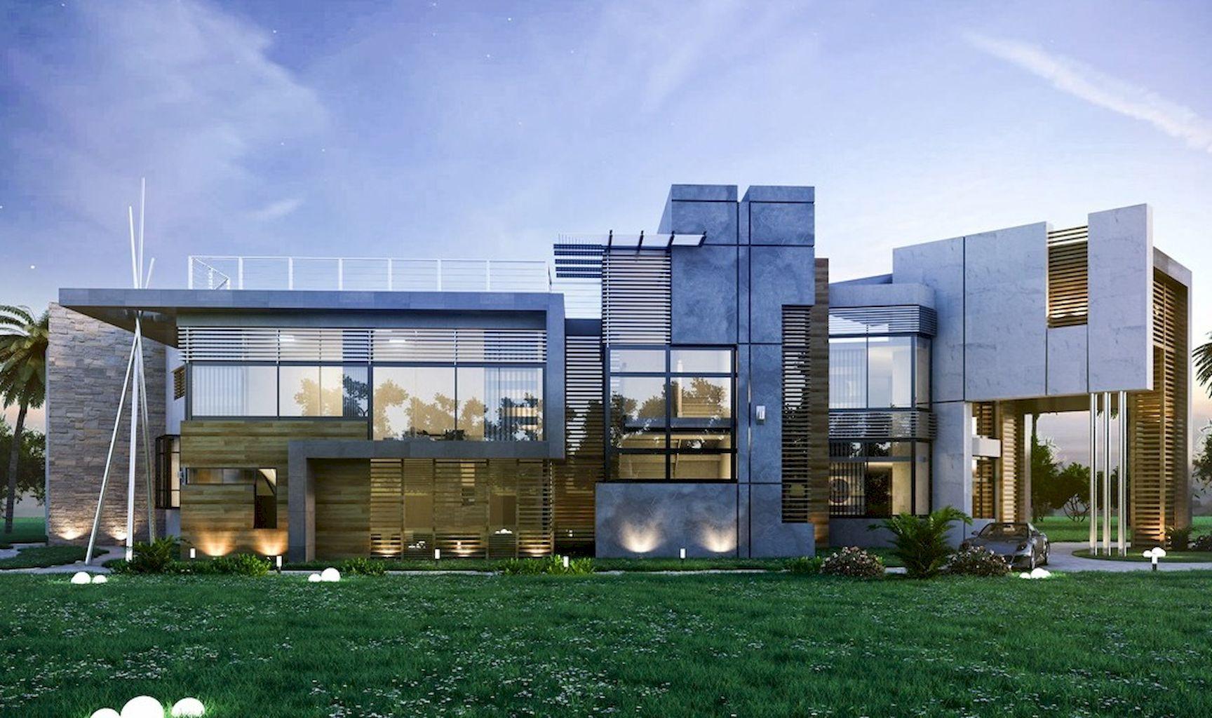 Gorgeous 30 Genius Suggestion Modern Home Exterior Ideas Source Https Buildecor Co 01 30 Genius Sugg House Designs Exterior House Exterior Exterior Design