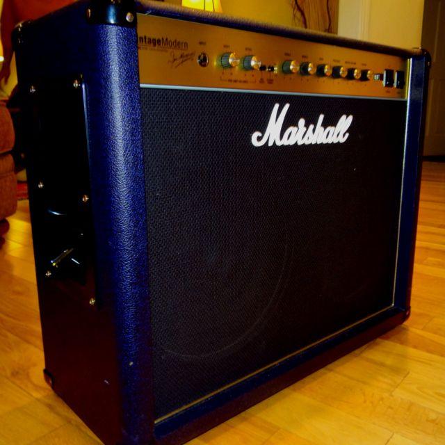 Marshall Vintage Modern 2266c Modern Vintage Guitar Gear Music Is Life