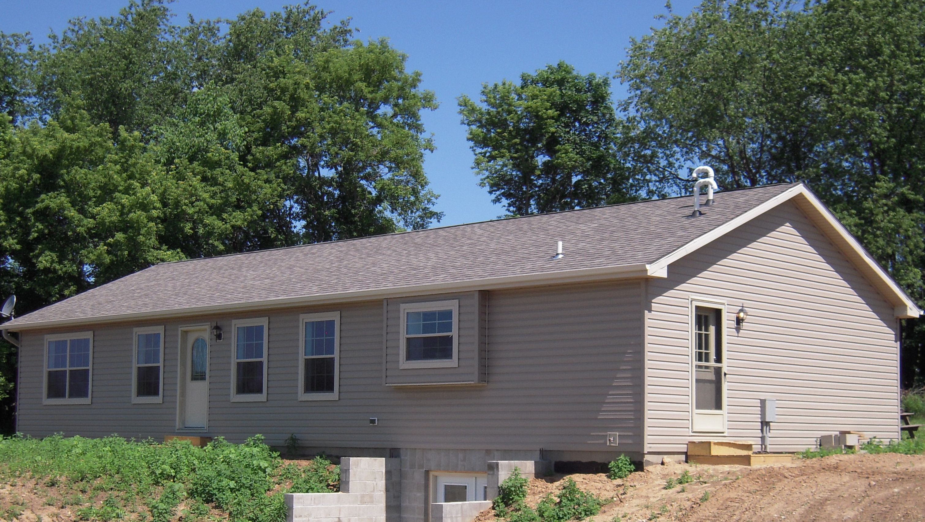 Here S A New 1700 Sq Ft Modular Home Located Near Lyons Mi The