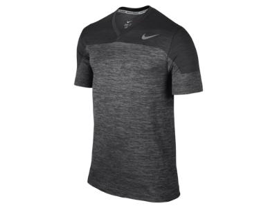 Nike Dri FIT Knit V Neck Men's Training Shirt   Kleding