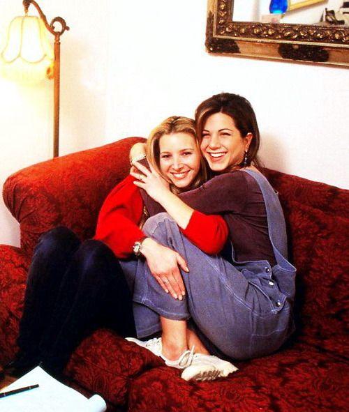 Jennifer Aniston & Lisa Kudrow