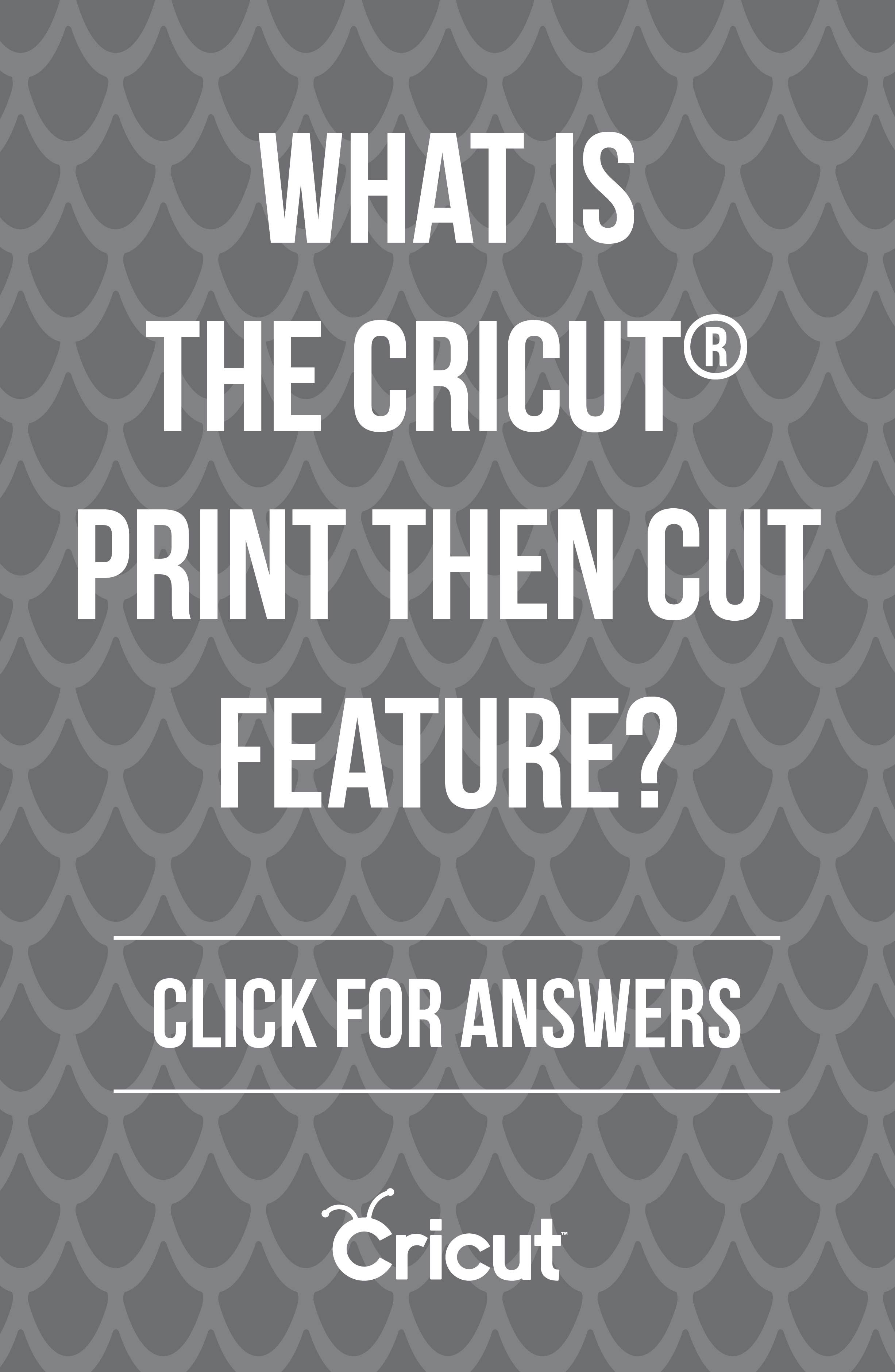 Cricut Print Then Cut Frequently Asked Questions What Is The Ironon Obsess Technolog Devic Project Circuit Idea Feature