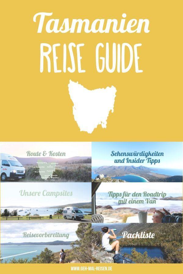 Tasmanien Rundreise • Reisetipps & Insidertipps • Online ...