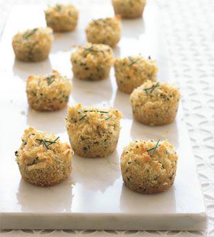 Crab cake muffin recipe
