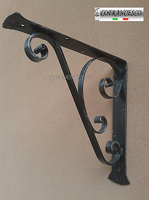 Staffe Mensole Ferro.Dettagli Su Supporti Reggi Mensola Staffe Reggimensola In