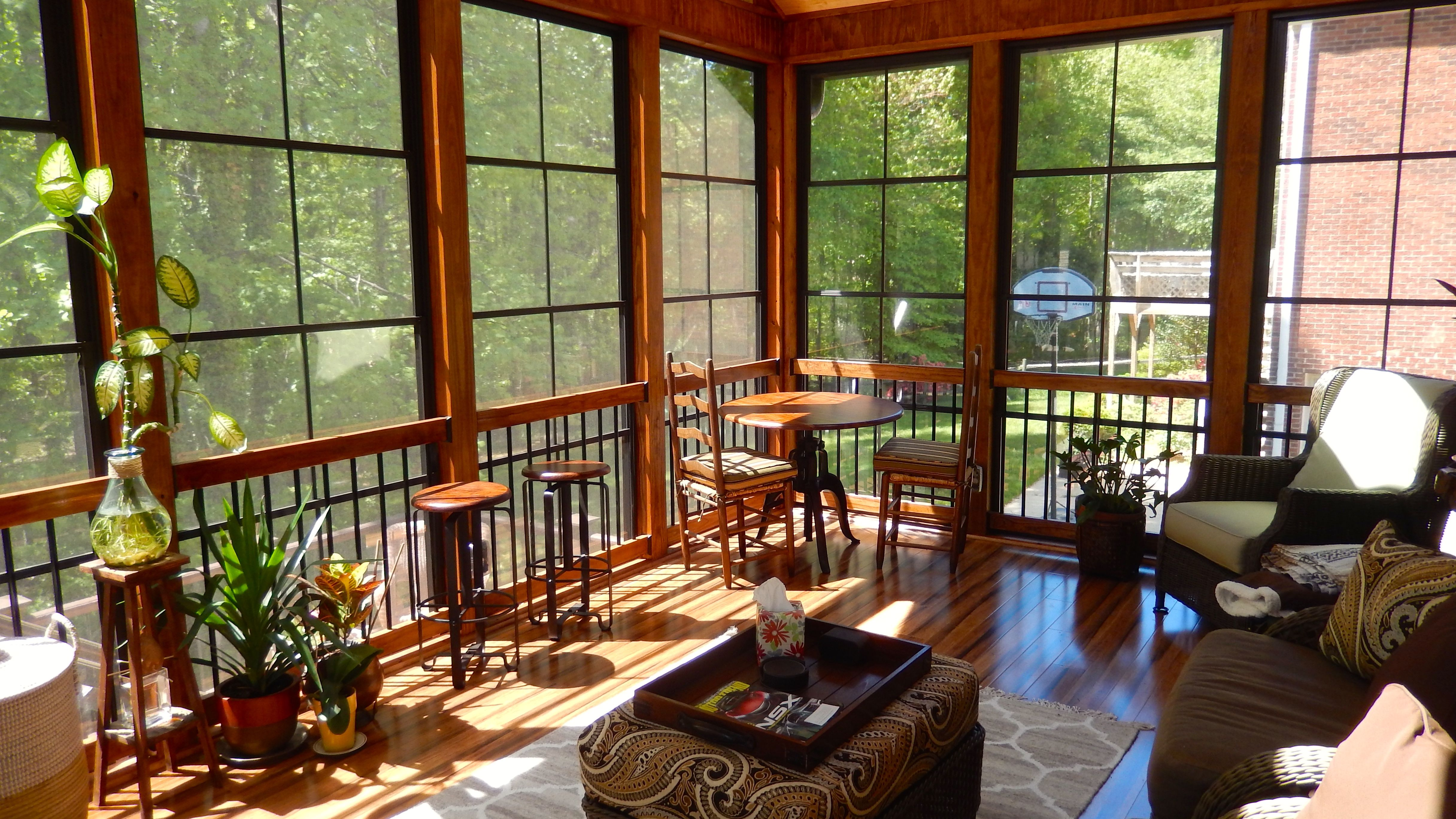 How To Build A Deck On A Budget Porches