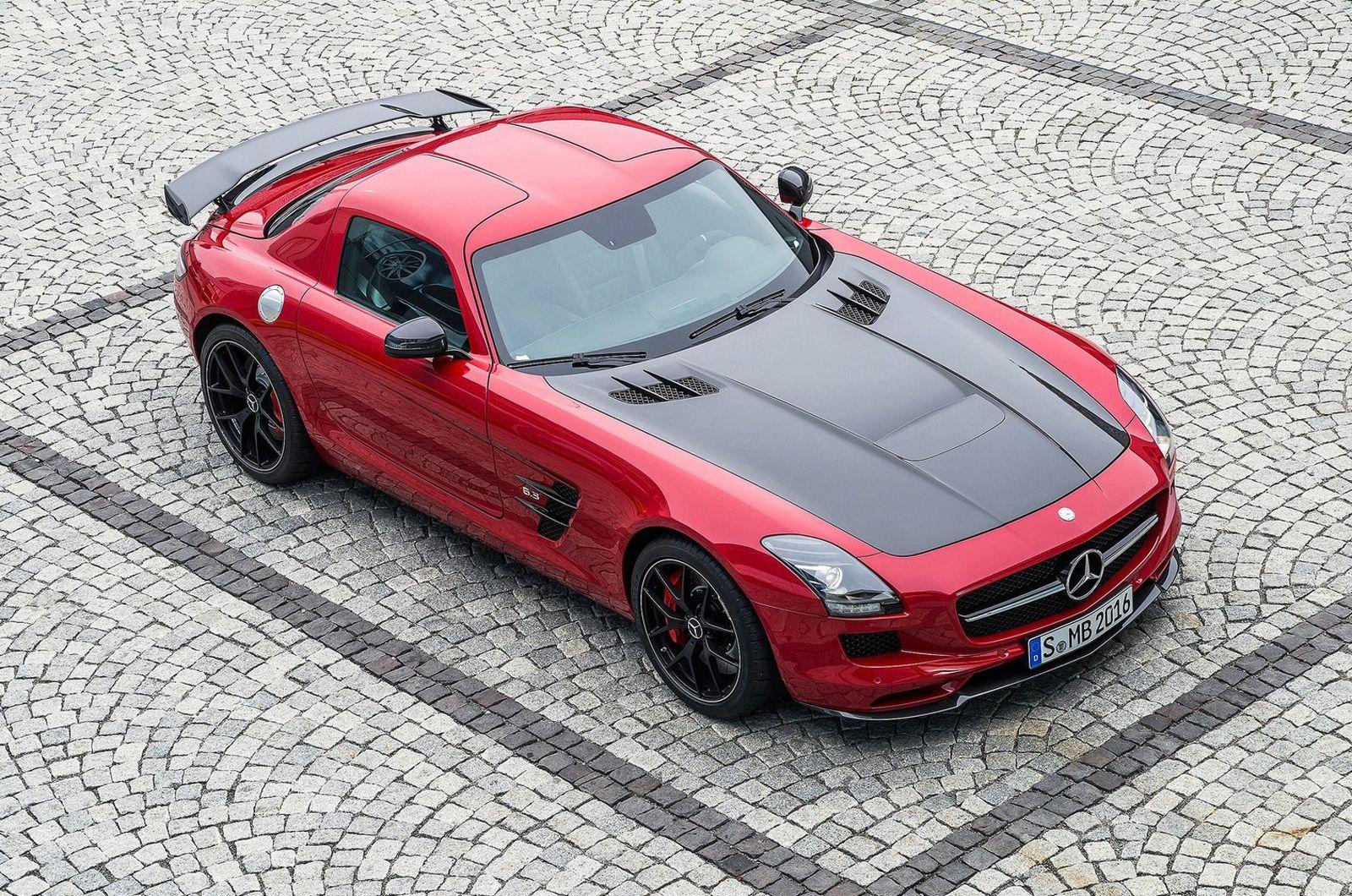 Mercedes Benz Sls Amg Gt Final Edition I Ll Take 2 Mercedes Sls