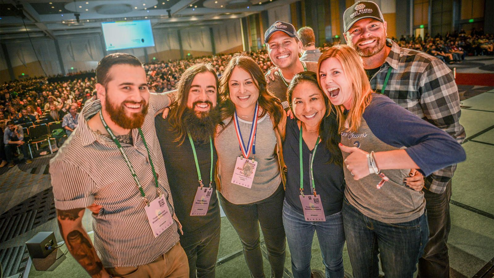 Los Angeles Area Craft Breweries Win Big At The Great American - 12 great american food festivals