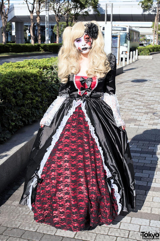 VAMPS 2014 Halloween Party    25 October 2014   #Fashion #Harajuku (原宿) #Shibuya (渋谷) #Tokyo (東京) #Japan (日本)