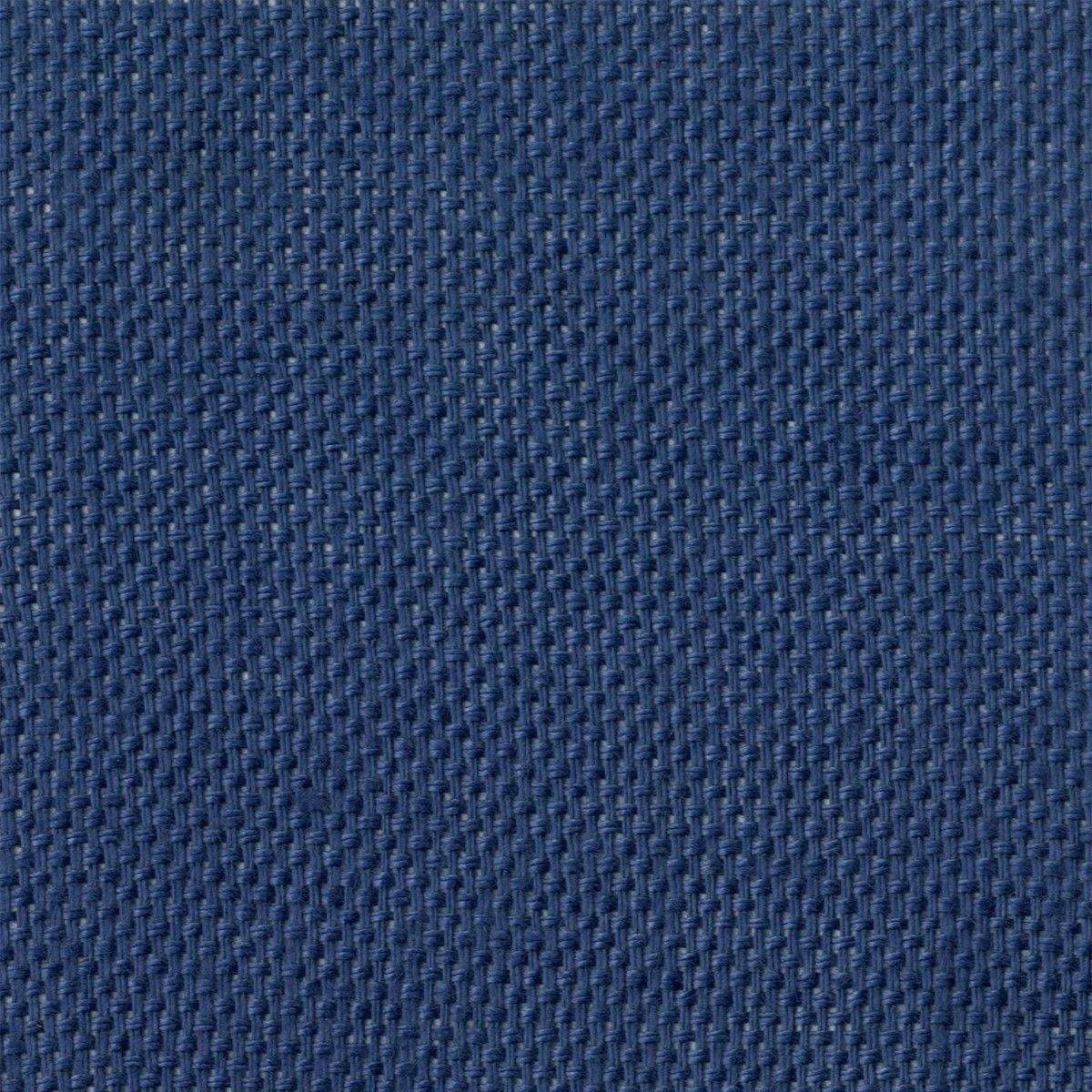 ANICHINI Fabrics | Linen Basketweave Ink Blue Residential ...
