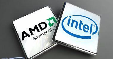 أيهما أفضل هل معالج Intel أم Amd Intel Amd Laptop Processor