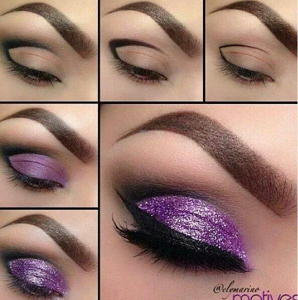 Purple Sparkle♡