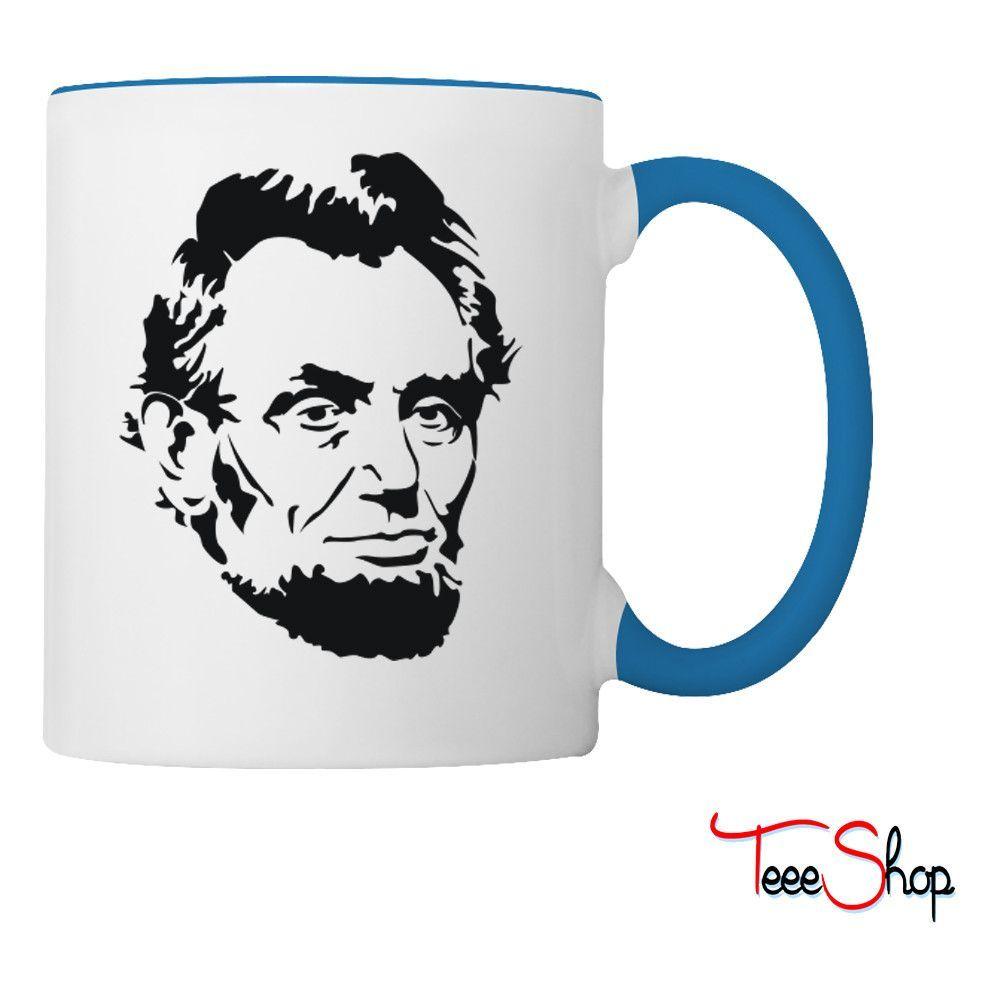Abe Lincoln Coffee & Tea Mug