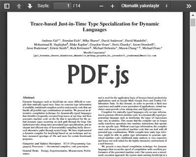 PDF js – PDF Reader in JavaScript #HTML5 #javascript #pdf