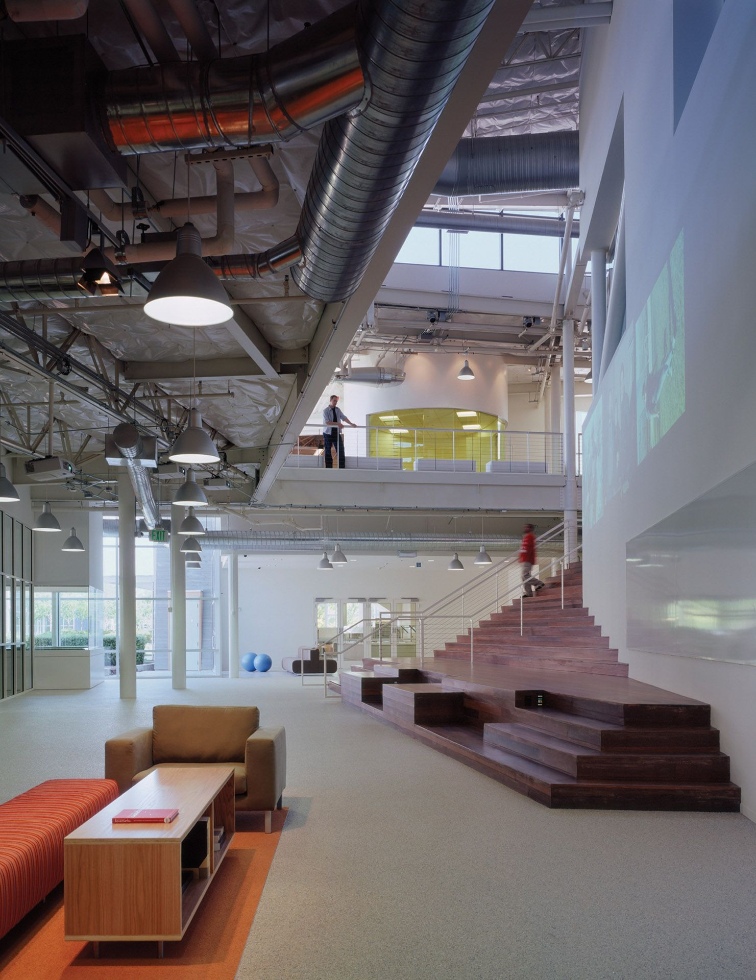 google office in sydney. Clive Wilkinson Architects | Google Headquarters Office In Sydney