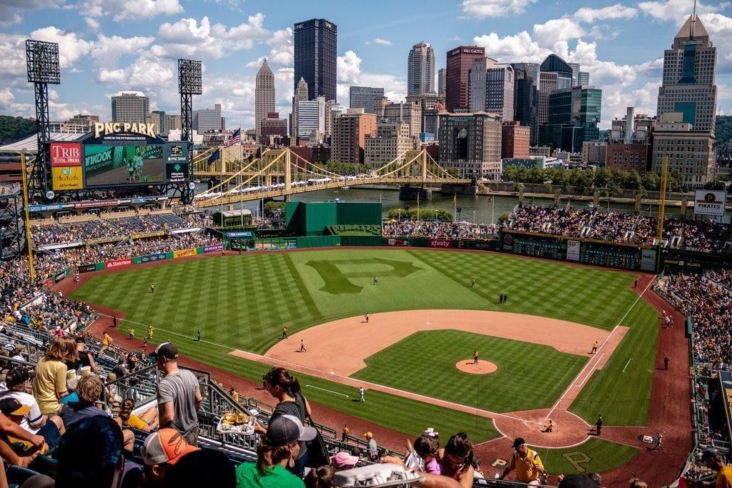 The Recent Renaissance Of The Steel City Has Seen It Blossom Foodies Design Lovers Will Be Delighted By A Stay At Pnc Park Pirates Stadium Baseball Stadium