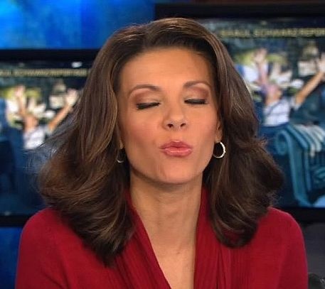 Your News anchor kiran chetry