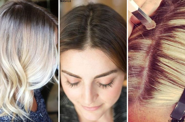 How To Hide Your Roots | Easy hair, Grey hair and Appointments