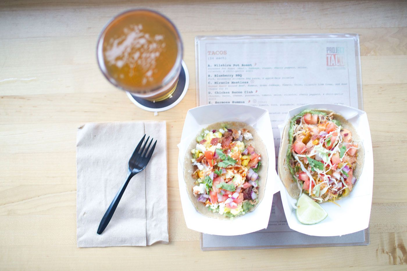 The First 5 of Our Favorite Taco Shops in LA.  More to Come.