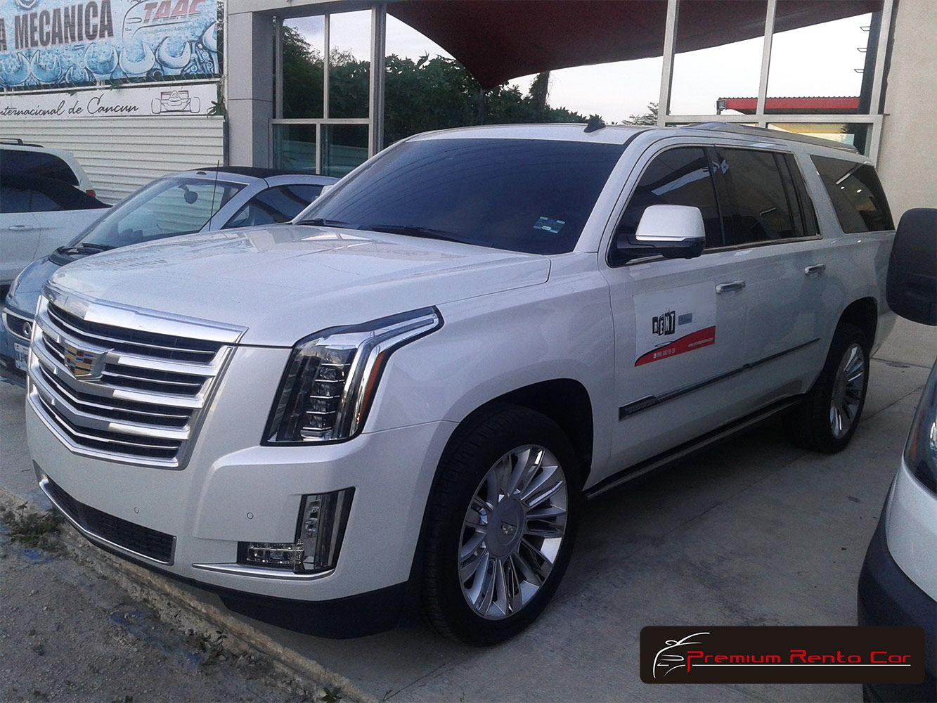 Cadillac escalade platinum 2016 color blanco 2016 cadillac escalade platinum white