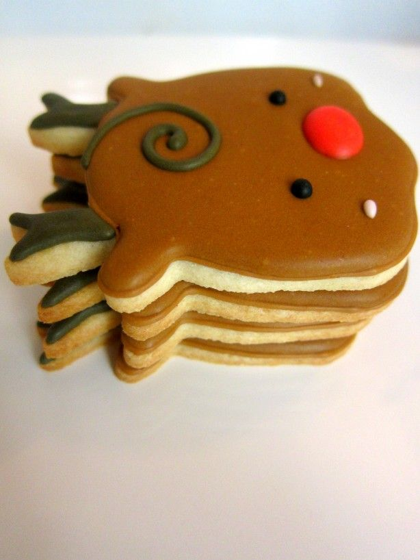 aww  these are the cutest christmas cookies ever!