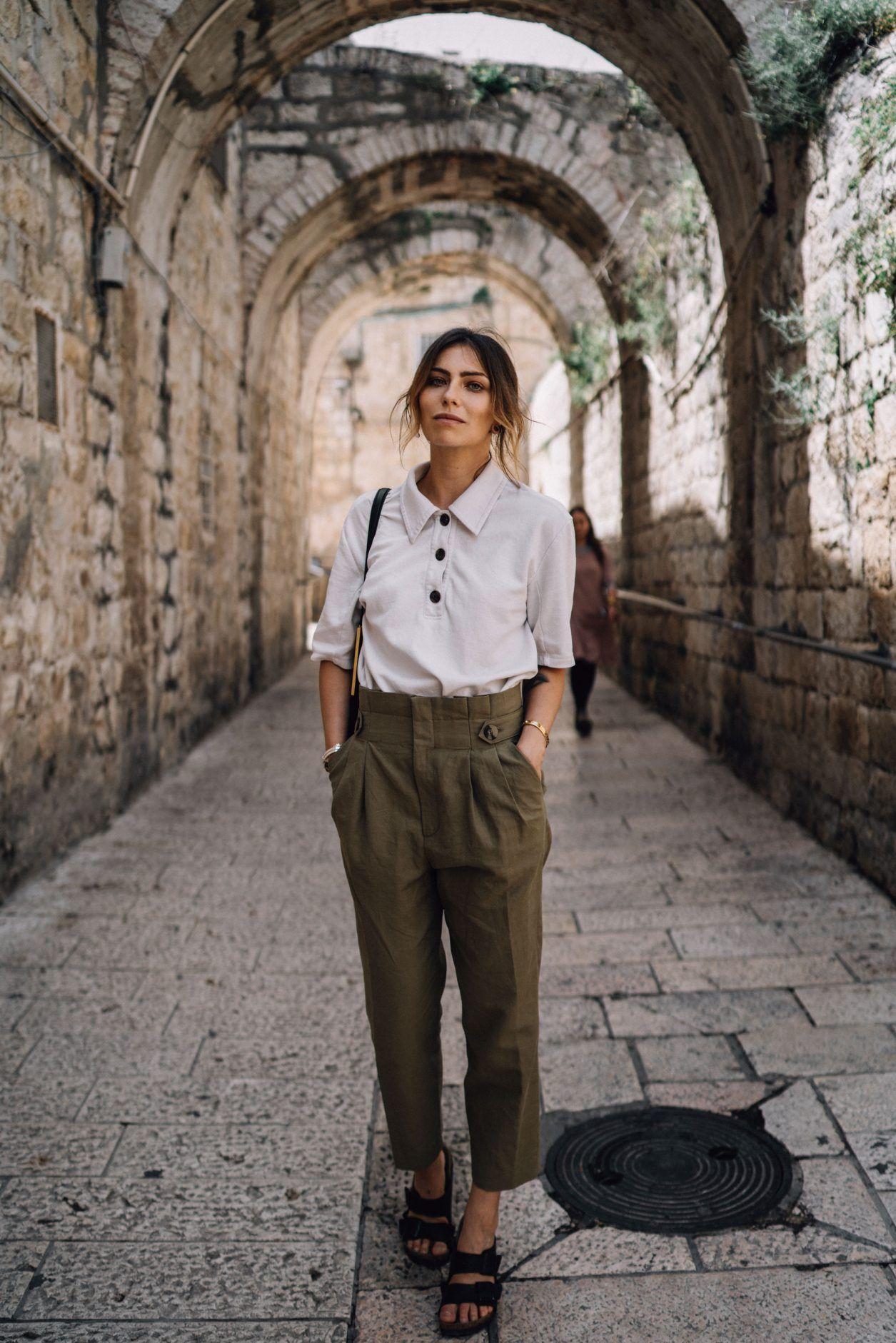 Street style by Masha Sedgwick | Berlin fashion blogger ...