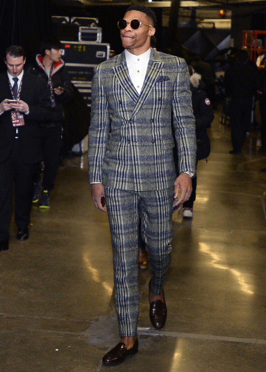 5a6f70c509af Russell Westbrook has always been a style daredevil