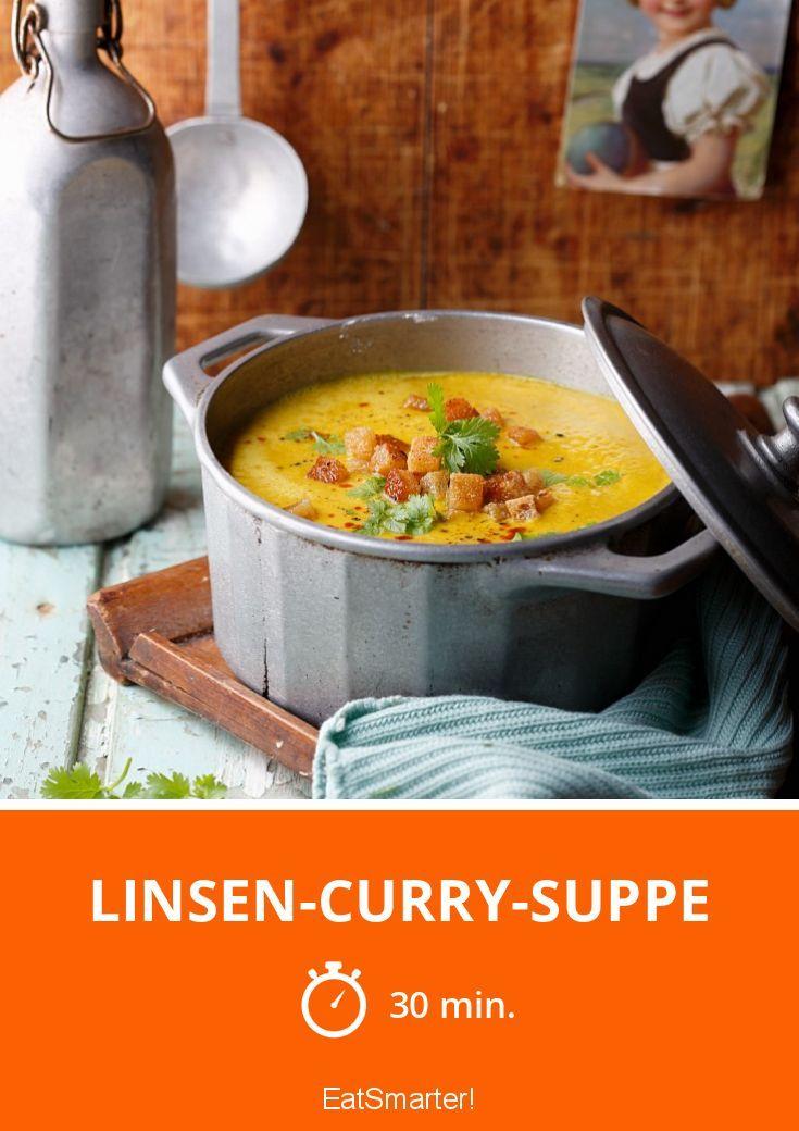 linsen curry suppe rezept linsen rezepte rezepte. Black Bedroom Furniture Sets. Home Design Ideas
