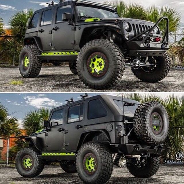 TUFFTRUCKPARTS.COM custom jeep aftermarket parts & accessories