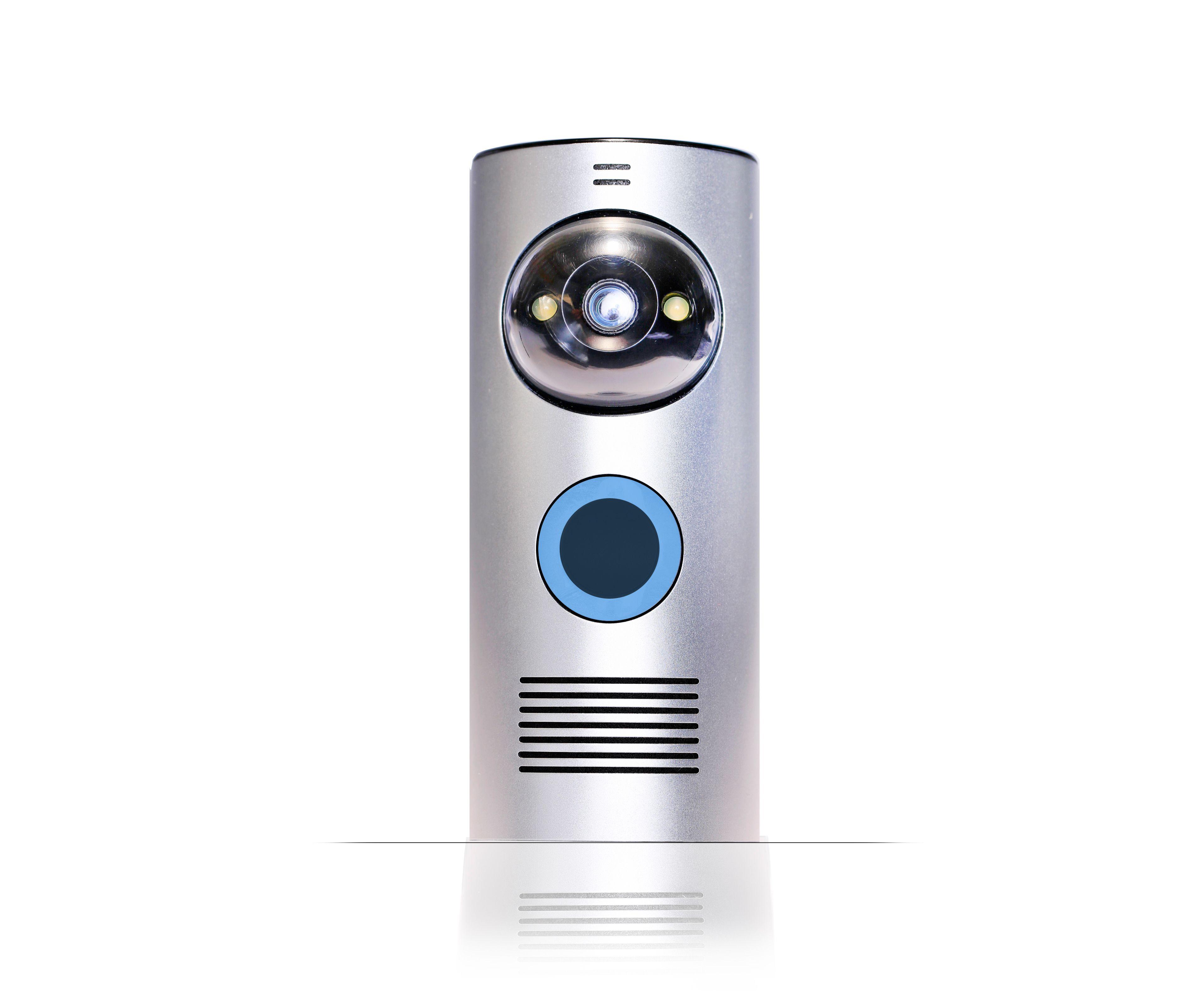 Doorbot The Video Doorbell For Your Smarthome Video Doorbell Doorbell Smart Home