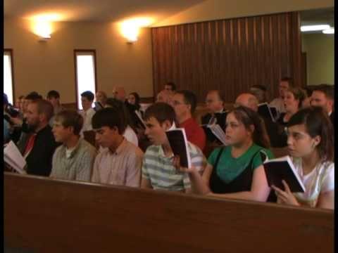 Oh What A Savior - A Capella Singing (beautiful) | Christian