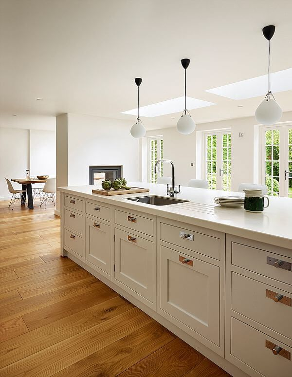 Architectural Kitchen - By Martin Moore | Kitchens, Martin moore ...