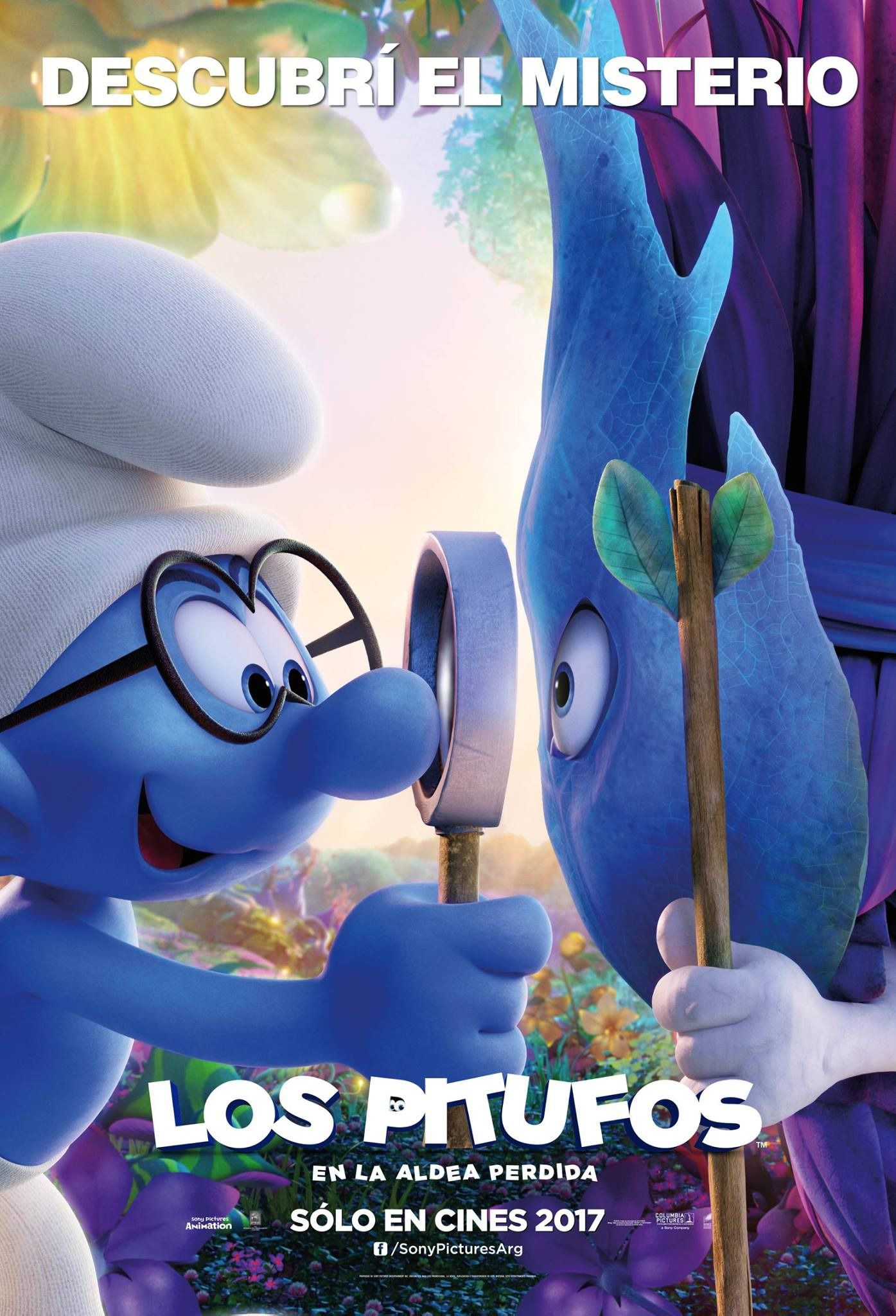 Blogs comico fondo los pitufos poster - Return To The Main Poster Page For Smurfs The Lost Village 5 Of