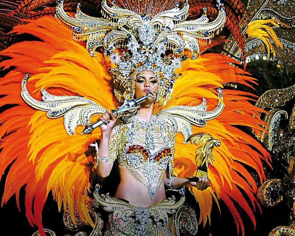 Resultado de imagen de judit lopez reina carnaval