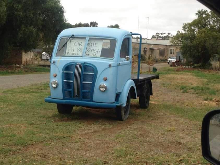 Oz truck