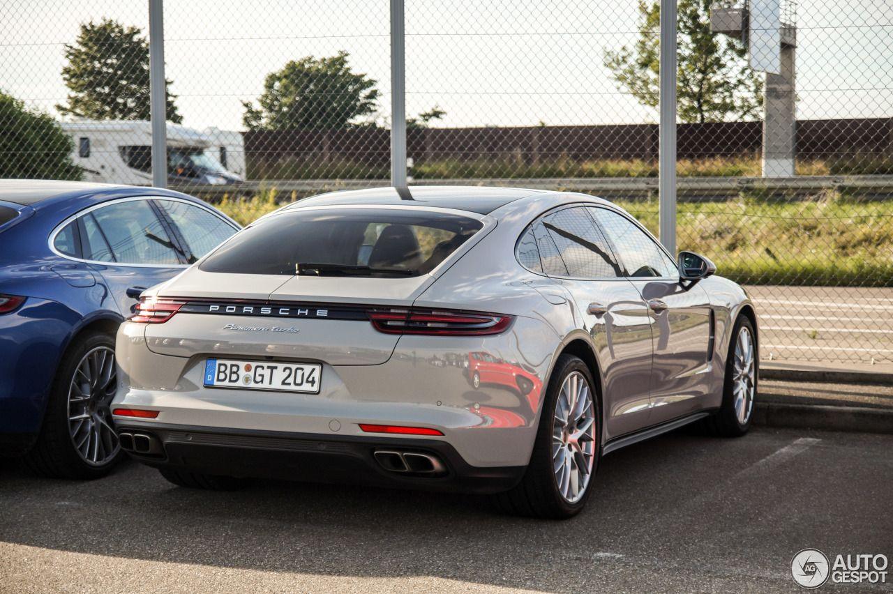 Porsche Panamera Turbo 2017 1 Jetzt Neu Der Blog Fur Den Gentlemanviele Interessante Beitrage