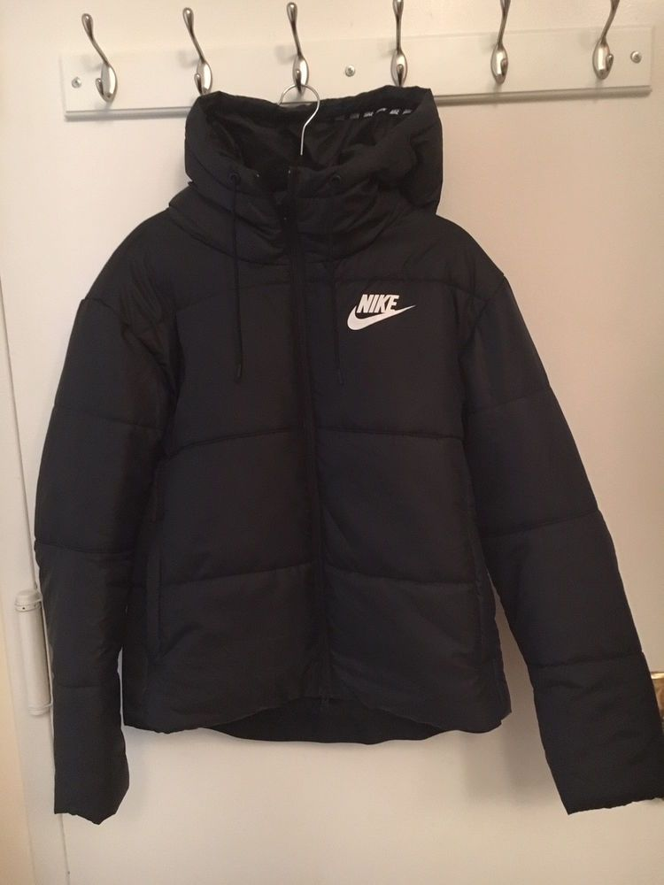 e46cd4d0e52e Nike Women s Puffer Jacket Navy Medium  fashion  clothing  shoes   accessories  womensclothing  coatsjacketsvests (ebay link)