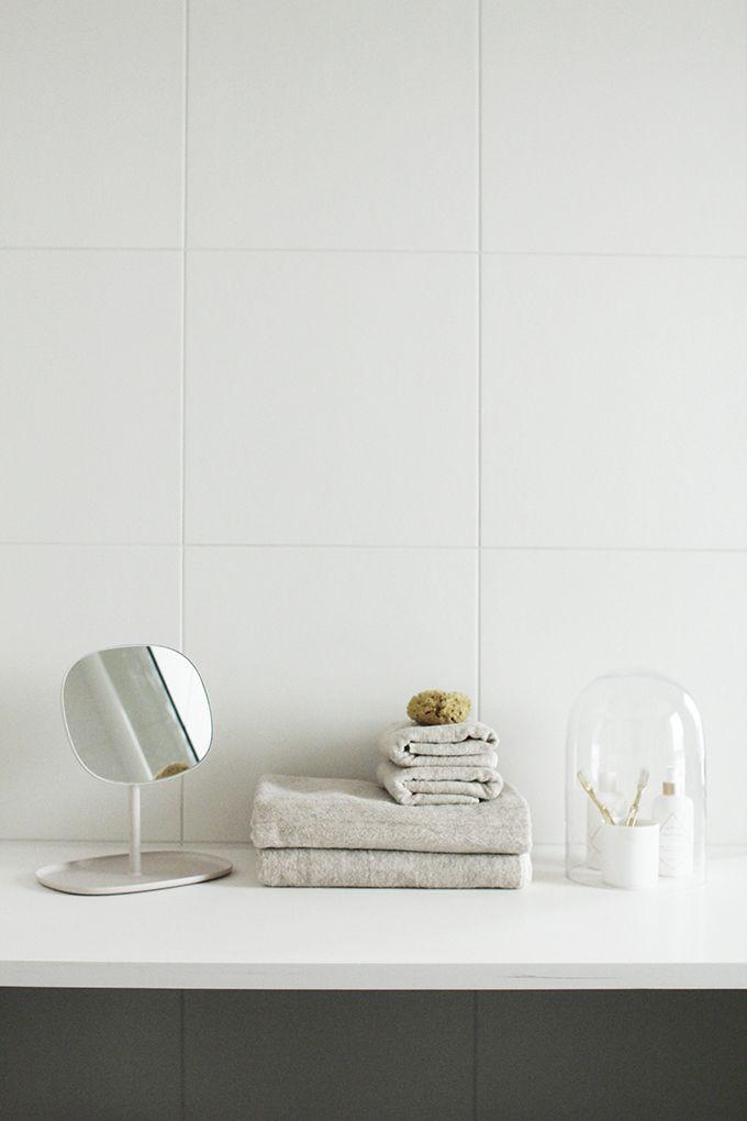 bath room - Fantastisch Design Badevrelse Med Natursten