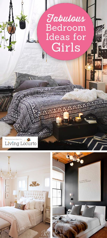 Bedroom inspiration for teenage girls Get inspired