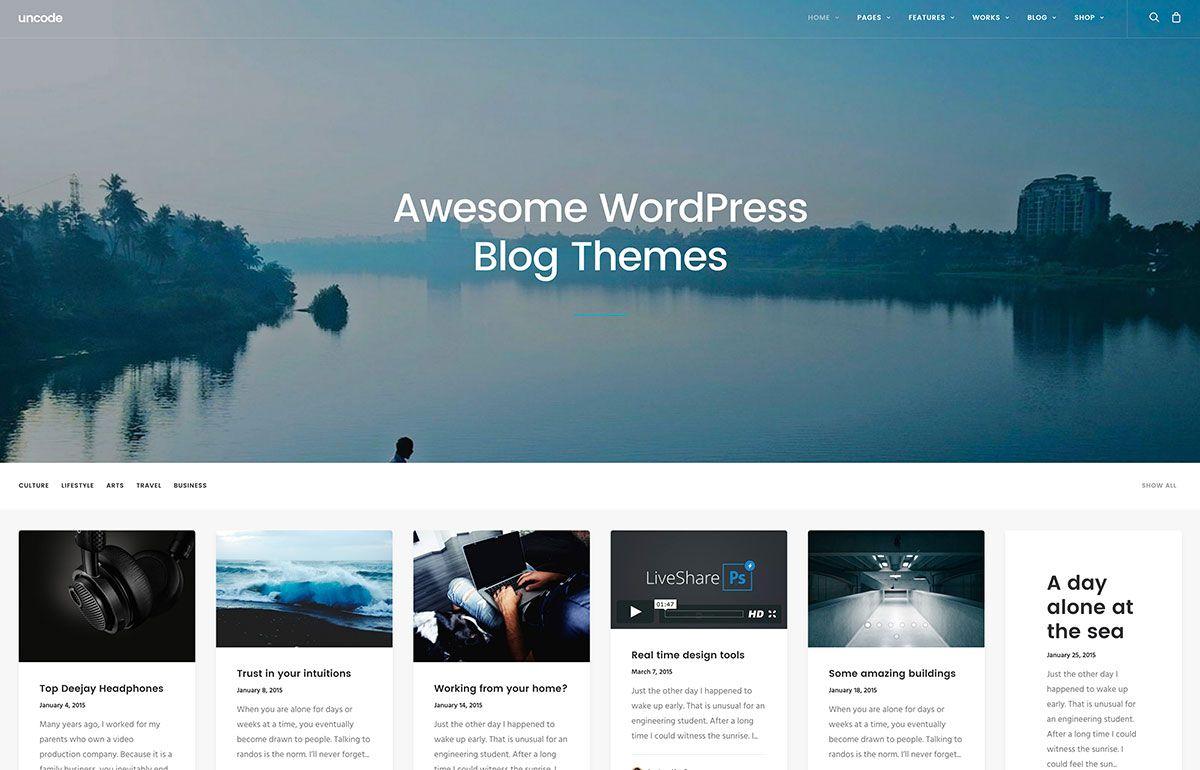 30+ Best Personal Blog WordPress Themes 2017 - Colorlib | KoC ...