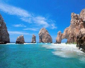 """Cabo San Lucas """"Love Arch"""""""