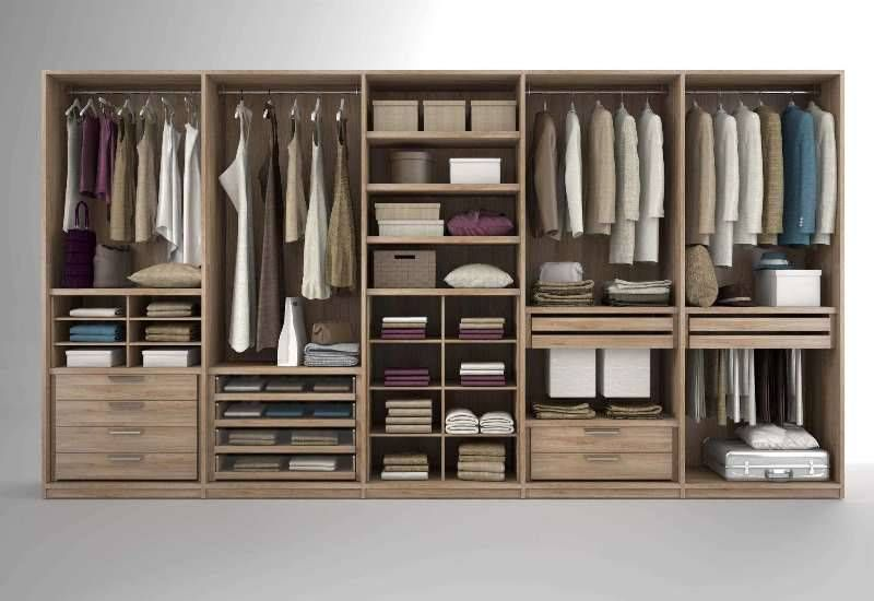 M s de 25 ideas incre bles sobre interiores de placard en for Dormitorio y closet