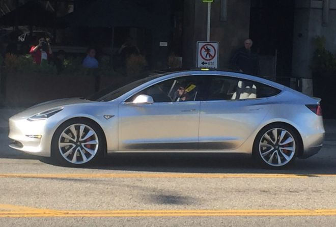 Tesla Model 3 Alpha Prototype Release date, Testing ...