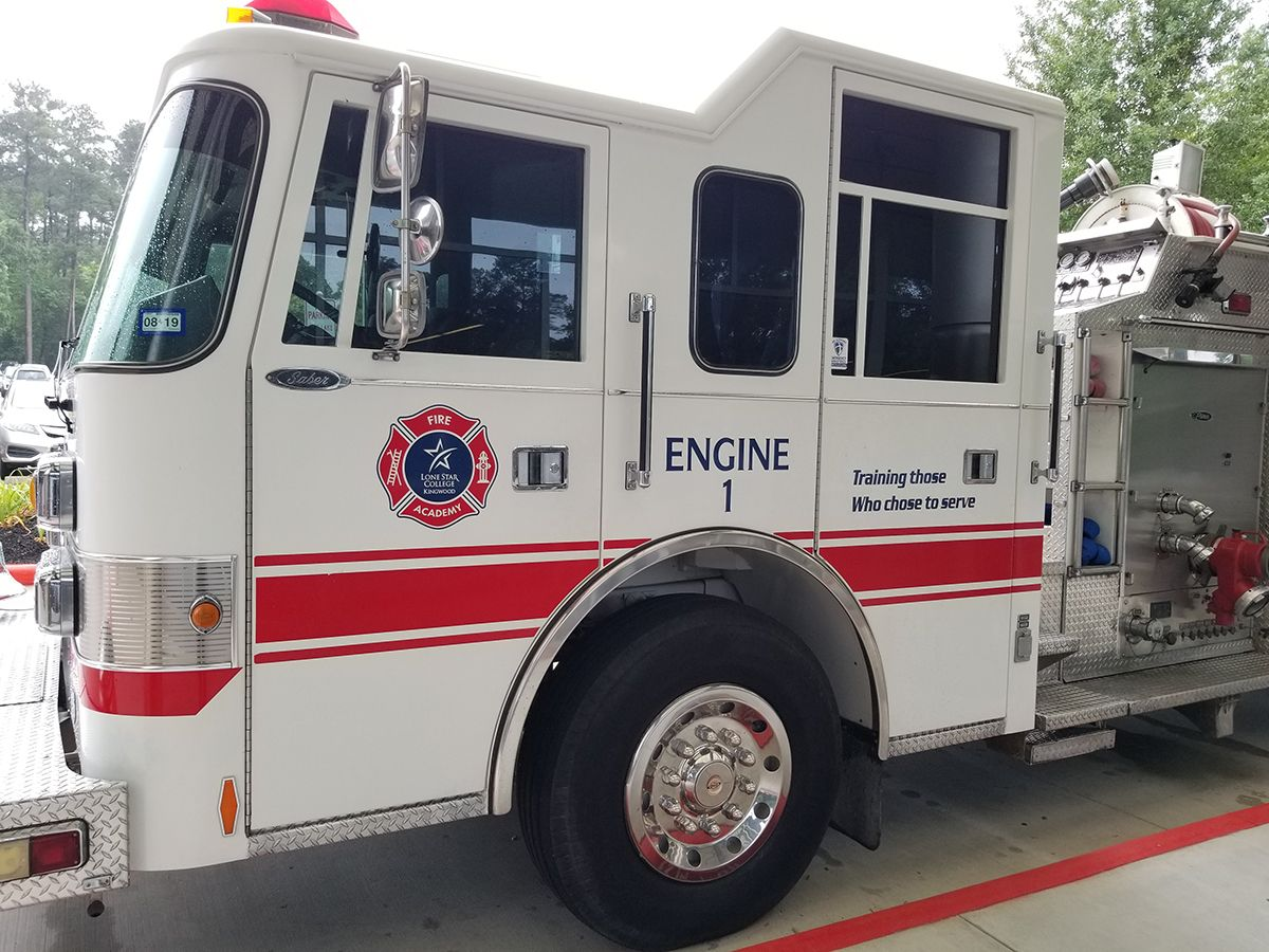 Did you know lsckingwood has a fire truck yep its for