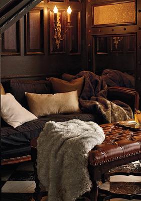 Luxury Faux Fur Throw The Brown House On Hazelton Village