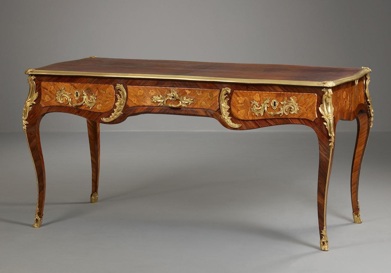 Louis XV, bureau plat Luxury furniture stores, Furniture