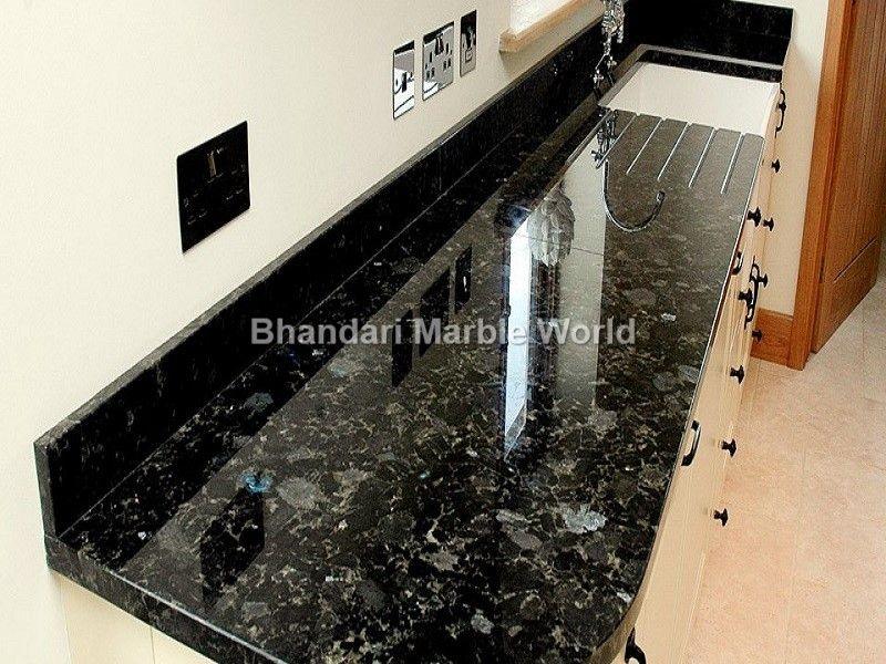 Volga Blue Italian Marble Visit At Http Www Bhandarimarblegroup Com With Images Blue Granite Granite Backsplash Granite